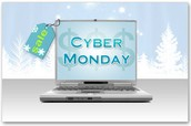 Cyber Monday (December 2, 2013)  in SLO County Is Great!