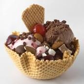 Helado de gelato