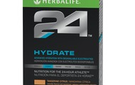 Herbalife24 Hydrate 20 stick packs in Tangerine Citrus