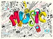 i love to listin to music