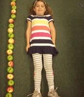 Apple Measuring!