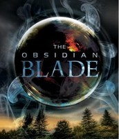 #1 - The Obsidian Blade by Pete Hautman