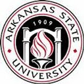 #1 Arkansas State University - Main Campus