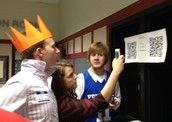 English 12 Students Search for the Holy Grail