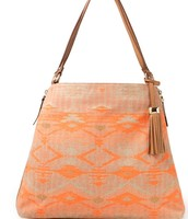 The Switch Tote Aztec Coral - Reg $144 SALE  $72