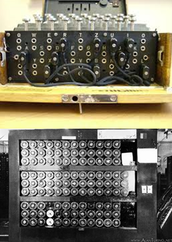 WWII - The Bombe and The Enigma Machine