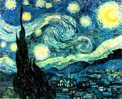 Comparison to Starry Night