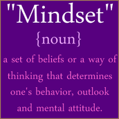 9:00 a.m. What are mindsets?