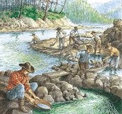California gold rush starts-1849