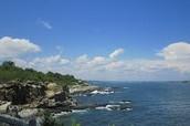 maine's sea
