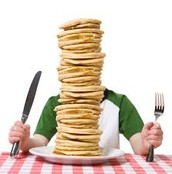 March is Reading Month - Pancake Night