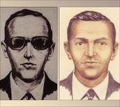 DB Cooper's FBI drawing