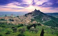 Assisi, Italy where I taught.