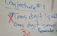 Conjectures and Proofs
