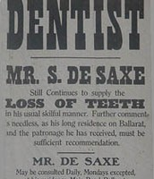 Letter to the Dentist