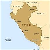 Day 1: Peru