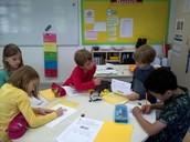 Literacy group activities