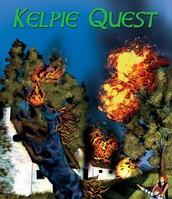 KELPIE QUEST (Celtic Kids Book 1)