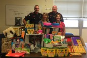 Classroom Supplies Donated