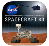 NASA Spacecraft 3D