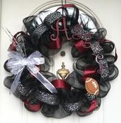 Aggie Wreath