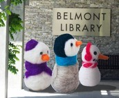 Sponsored by the Belmont Library