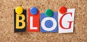 Class or Portfolio Blogs