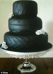 Are you really tired of plain old wedding cakes?