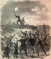 After the Initial War of Fort Sumter.