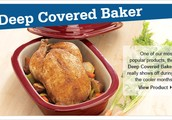 Let The Pampered Chef Show You How to Take It Easy this November