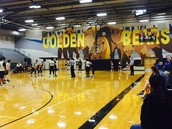 The Golden Bears Gym!