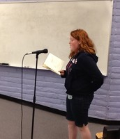Poet at the Mic!