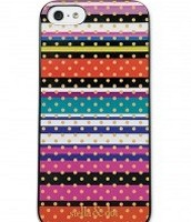 Signature iPhone Case - crazy stripe