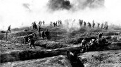 March 21, 1918 - Launch of German gas attack