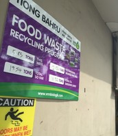 Food waste recycling program