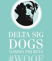 Delta Sig Dogs Benefitting Four Paws Animal Shelter