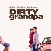 On Monday February 22,2016 next wee,k will begin the showing of the Film Dirty Grandpa in theaters near you.