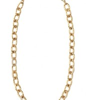 Christina Link Necklace (gold) $40