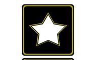 My Recreation of the U.S. Amry logo