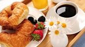 Anna's breakfast