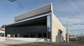 Het Landestheater te Linz