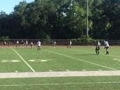 Soccer vs Carroll