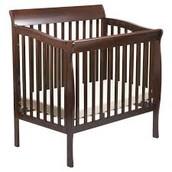 Delta Mini Crib - $65