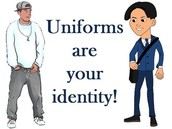 They are your identity!