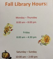 New Hours- Now open later!