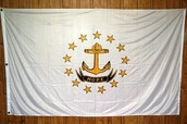Rhode Island's Flag