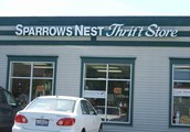 Non-profit Thrift Store supporting Home of the Sparrow, Inc