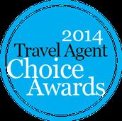 Charleston Travel Agency of the Year Award