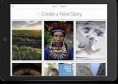 Create a New Story