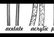 Manufactured Fibers = Synthetic